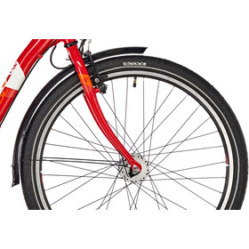 s'cool chiX 26 3-S steel Kinder red